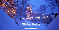 Winter Haiku Screenshot